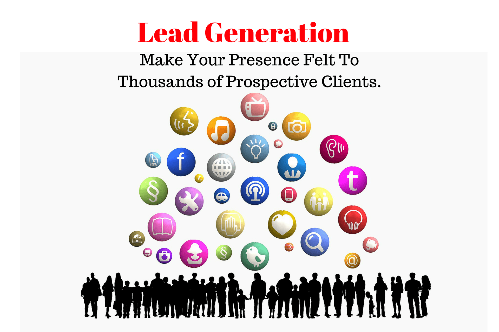 Lead Generation Services - More Business Leads